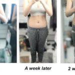 【14】2週間ダイエット 結果発表 カラダ比較 節約生活ダイエット日記