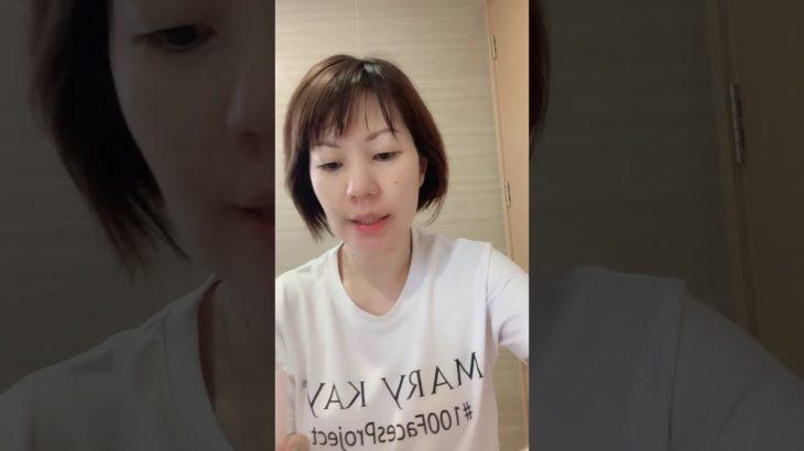 简单美白补水四部曲 ~玫琳凯亮彩系列
