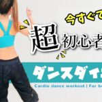 【超初心者用】今すぐできるダンスでダイエット【カーディオワークアウト入門動画】 #106
