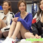 2020 Kissy運動會 網紅模特兒 美白小腿