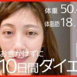目標ー3キロ!お金をかけずに10日間ダイエット[3日目] / お豆腐でヘルシーかさましレシピ