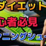 【超ダイエット】ランニングシューズは買うべきアイテム 〜9日目〜 細マッチョを手に入れろ! ダイエット日記