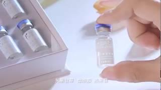 水养焕亮母液组合可以祛雀斑,美白用涂抹方式使用
