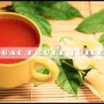 木鳖果 预防癌症 美白保健 增强免疫 补充胶原蛋白 天堂之果 Gac Fruit prevent cardiovascular diseases & age-defying antioxidant