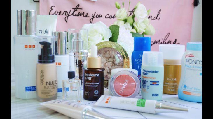 油痘皮6月爱用品:烂脸修复、美白、抗氧化、粉底、防晒(片尾有福利预告)