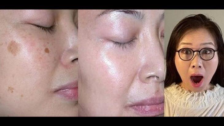 这是世上最强的美白面膜做法,会让皮肤滋润,特白,细嫩像白陶瓷。