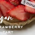 【ダイエット】低糖質でビーガンないちごタルト作ろう!小麦粉不使用!卵乳製品不使用!身体と環境に優しいフルーツタルト🍓Low carb & Vegan Strawberry tart