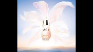 「SK-�U」の薬用美白美容液が進化、ふんわりとオーラをまとう肌へ | WWDJAPAN.com