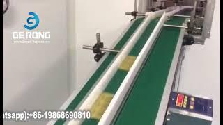 タブレットピル自動ブリスター包装機梱包ビデオ