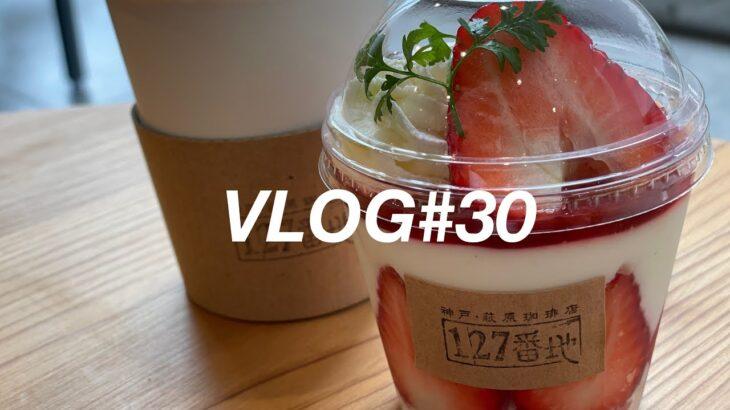 【vlog】アラフォー小太り派遣OLの日常(もうすぐ派遣切り)/ダイエットの為にジムに行ったのにcafeでスイーツを食べた日/セーラームーンコラボ/おうち焼肉